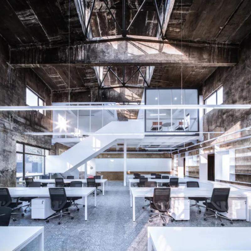 UAO Power office, UAO Design