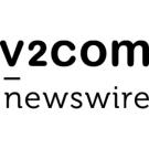 v2com newswire